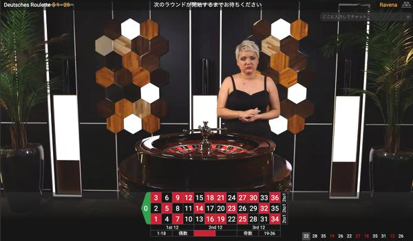 Deutsches Rouletteのテーブルリミットは?
