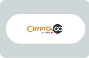 カスモのCRYPTO&GO(ビザカード/マスターカード)の最小入金額と入金上限金額は?