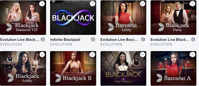 ビットカジノのブラックジャック&バカラトーナメントとは?