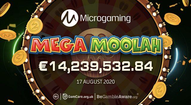 ラッキーカジノのメガムーラで1,420万ユーロのジャックポット獲得!