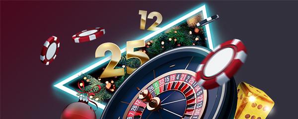 チェリーカジノのライブカジノクリスマススペシャルトーナメントの第1週目はルーレット!