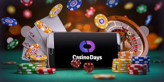 カジノデイズの週末ライブカジノキャッシュバックキャンペーンとは?