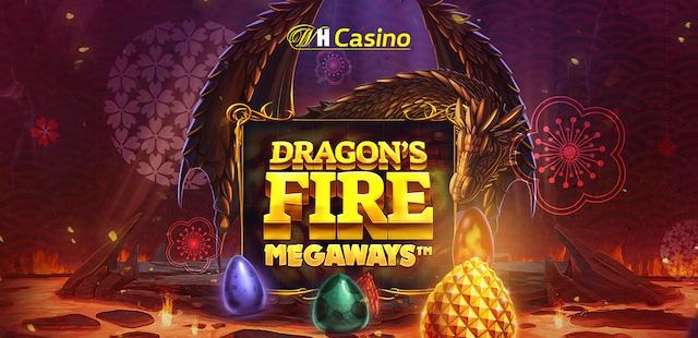 ウィリアムヒルカジノのDragons Fire Megawaysフリースピンキャンペーンとは?