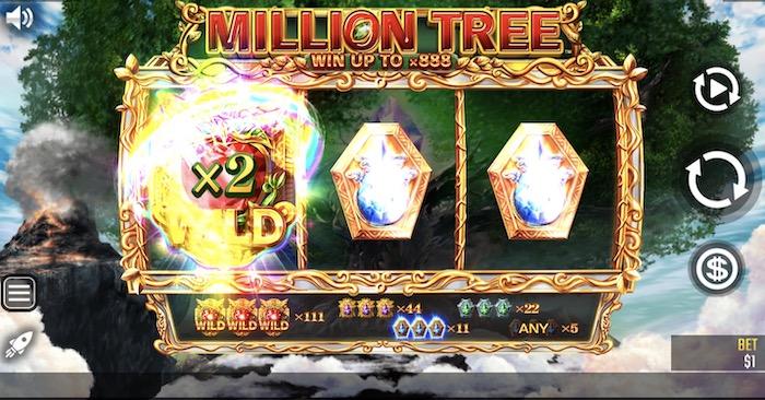 Million Tree(ミリオンツリー)とはどんなスロット機種か?