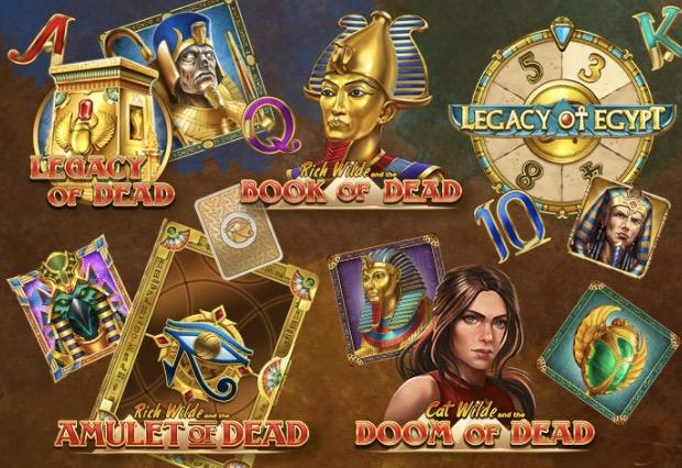 ラッキーカジノで開催中の古代エジプトの神秘スロットキャンペーンとは?