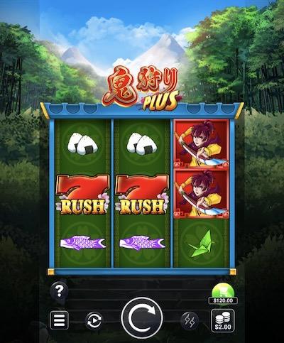鬼狩り プラス(Oni Huntter Plus)│フリースピン購入可能おすすめスロット