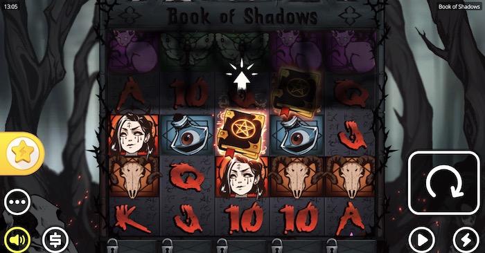 Book of Shadows(ブック オブ シャドウズ)│万倍狙いにおすすめスロット