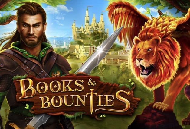 ラッキーカジノのBooks and Bountiesフリースピンクエストとは?